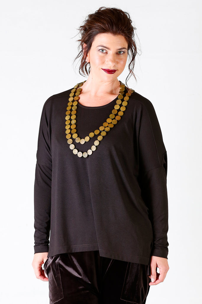 Dulcie Top | Joy | Winter Tops | New Zealand Designer | Annah Stretton
