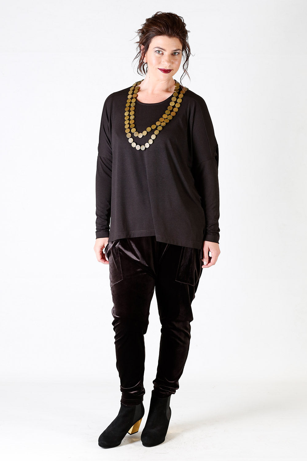 Missie Echo Jogger Pants | Joy | Jogger Pants | New Zealand Designer  | Annah Stretton