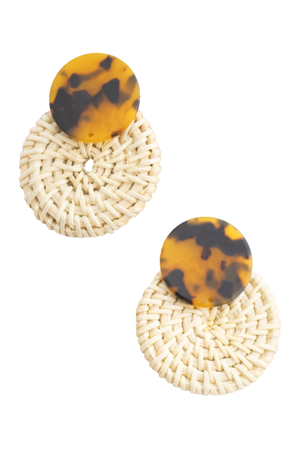Tiger-Lily Earring | Designer Fashion Accessories | Earrings | Annah Stretton NZ