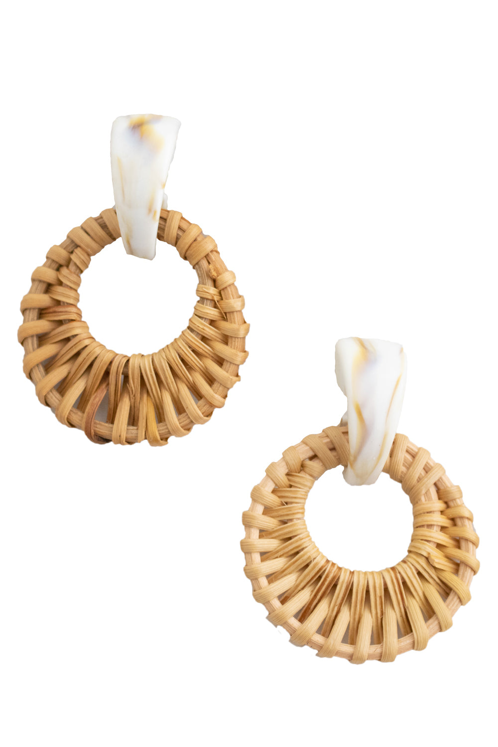 Ivory Earring | Designer Fashion Accessories | Earrings | Annah Stretton NZ