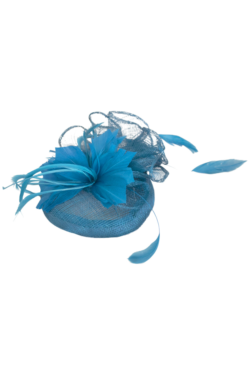 Ruffled Feathers Fascinator