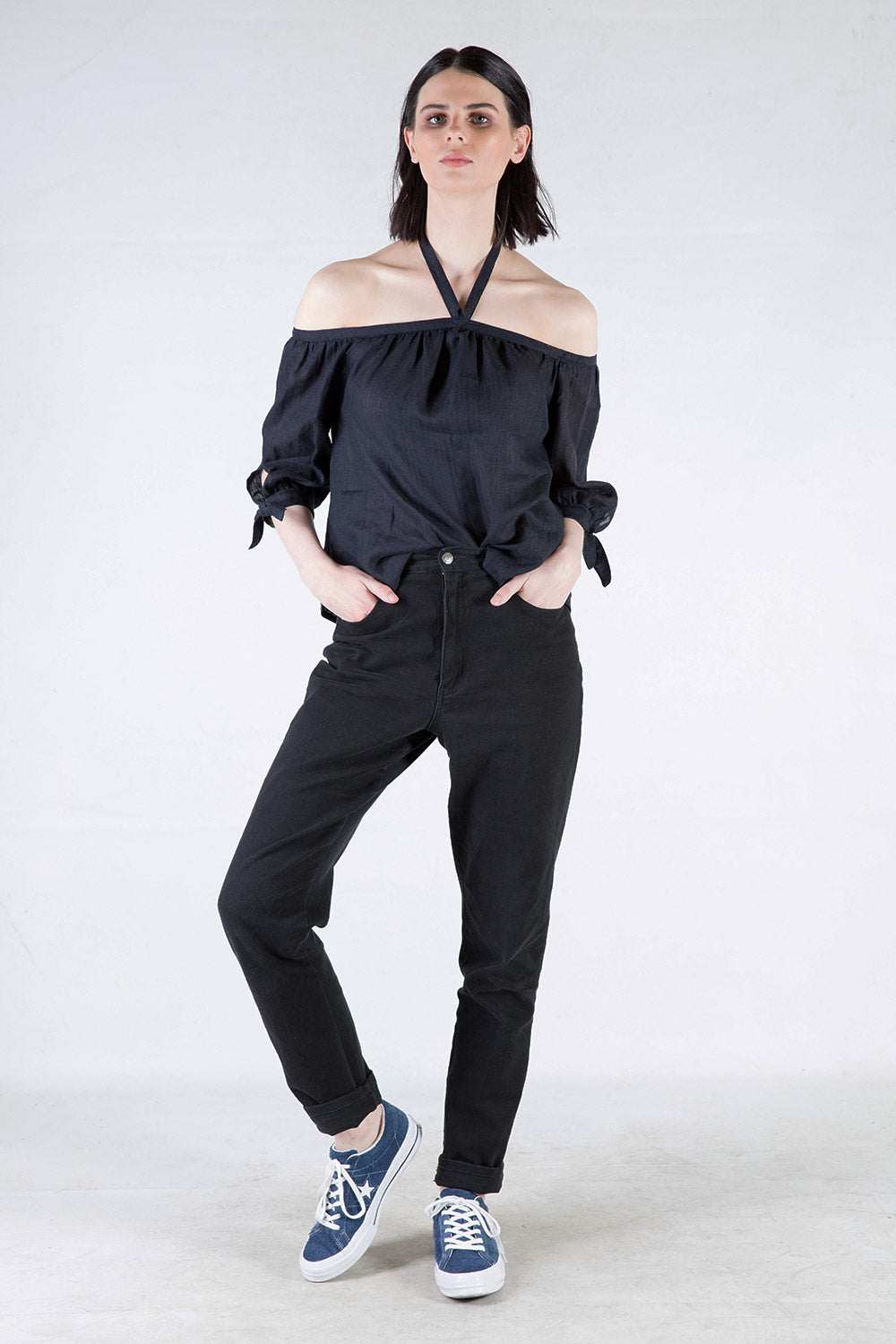 Y+R George Off The Shoulder Top
