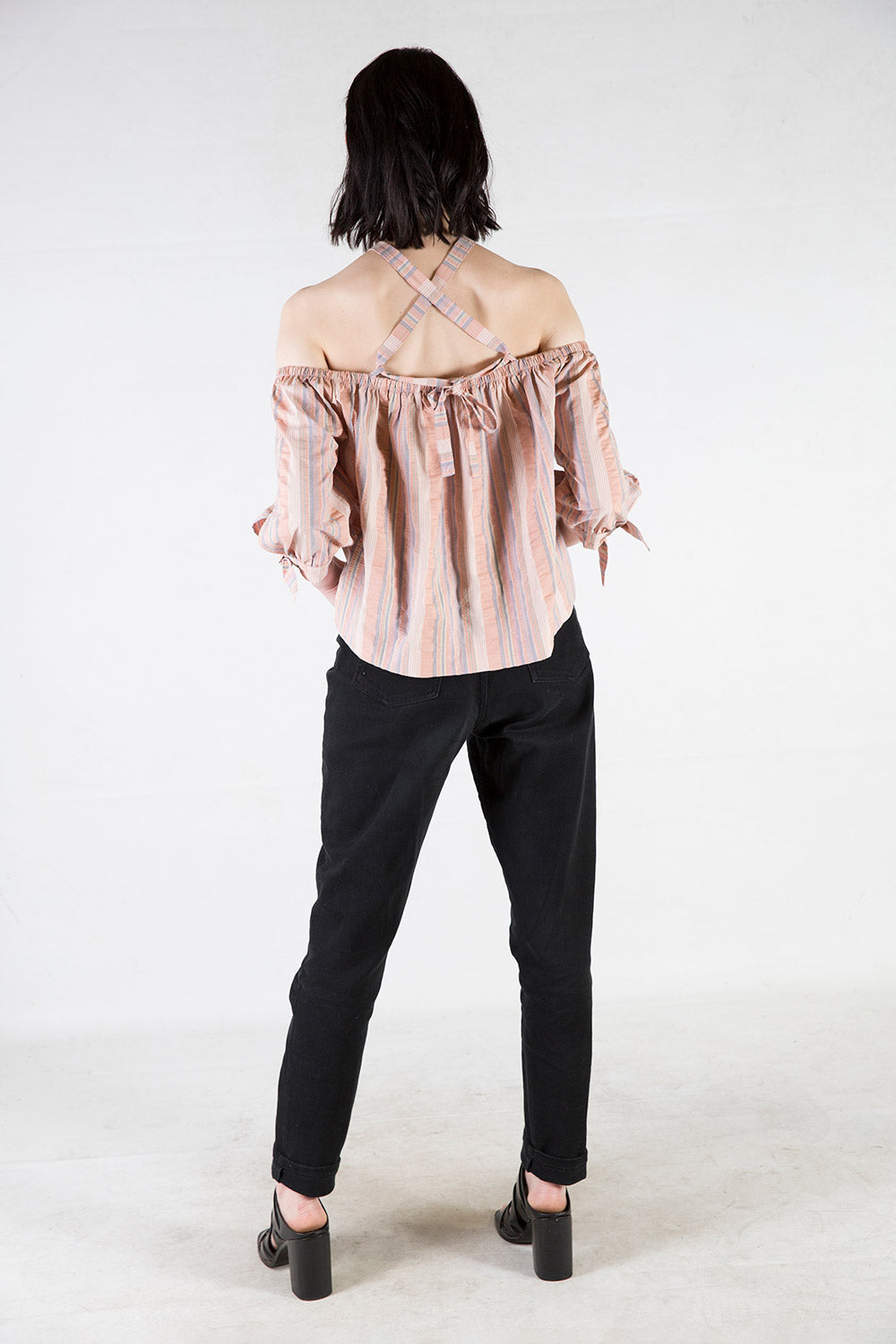 George Off The Shoulder Top | Young + Resolute | Annah Stretton