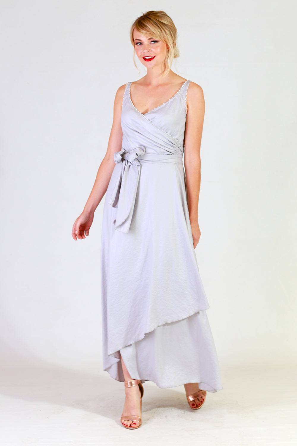 Darlene Wrap Dress