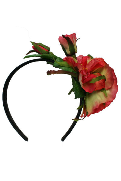 French Rose Headband