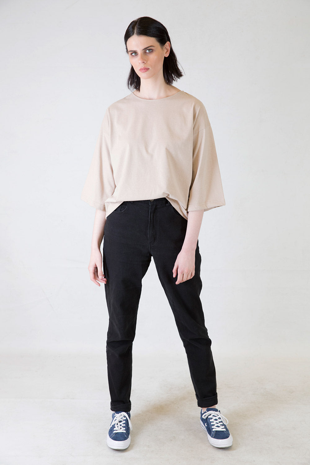 Heath Tee | Young + Resolute | Annah Stretton