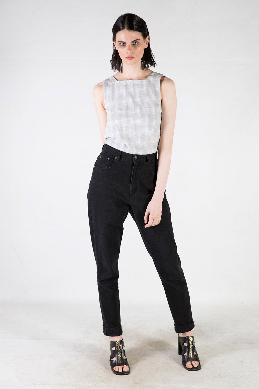 Henry Tie Top | Young + Resolute | Annah Stretton