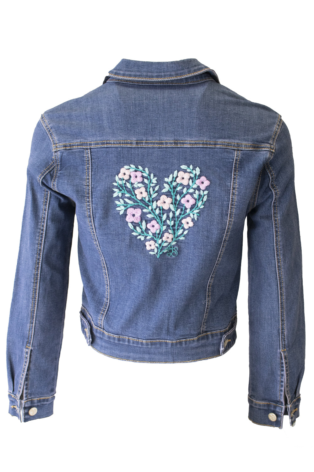 DJ Daisy Jacket | Denim Jacket | Gypsy Fare Collection | Fashion Design | Annah Stretton | New Zealand Fashion Designer