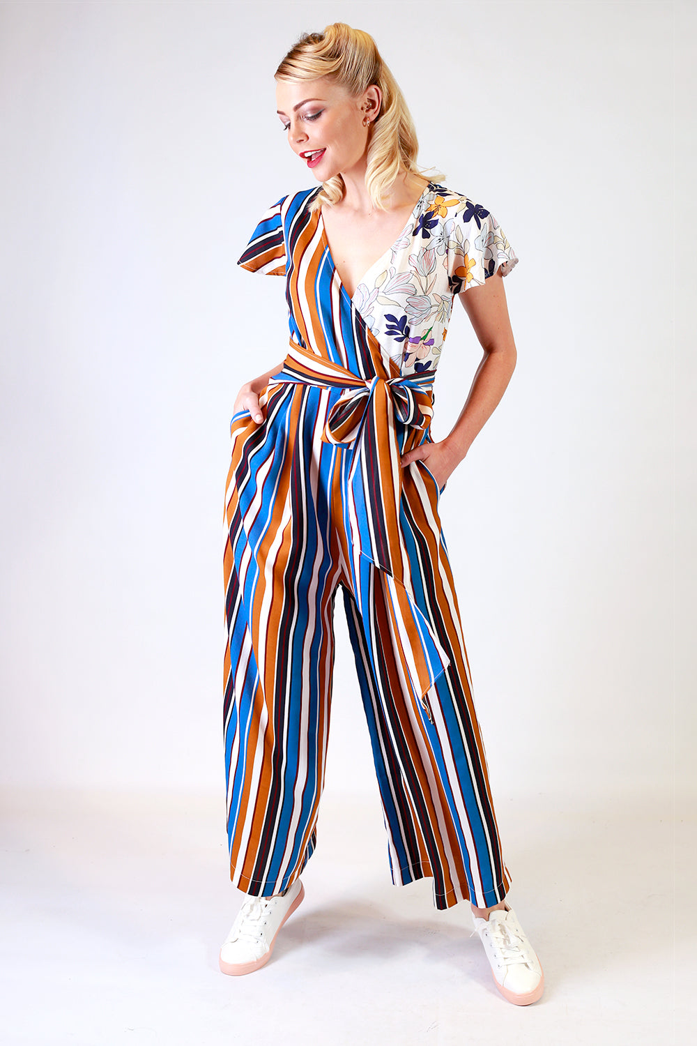 The Mailman Jumpsuit | Jumpsuits NZ | Wide Leg Jumpsuit | Jumpsuit NZ | Annah Stretton Fashion NZ