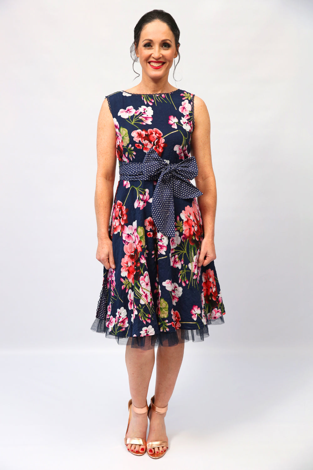Kellie FlipIt | Addicted to Life | Summer Collection | Fashion Design | Annah Stretton / Floral Summer Dresses NZ / Floral Dresses NZ / Designer NZ /