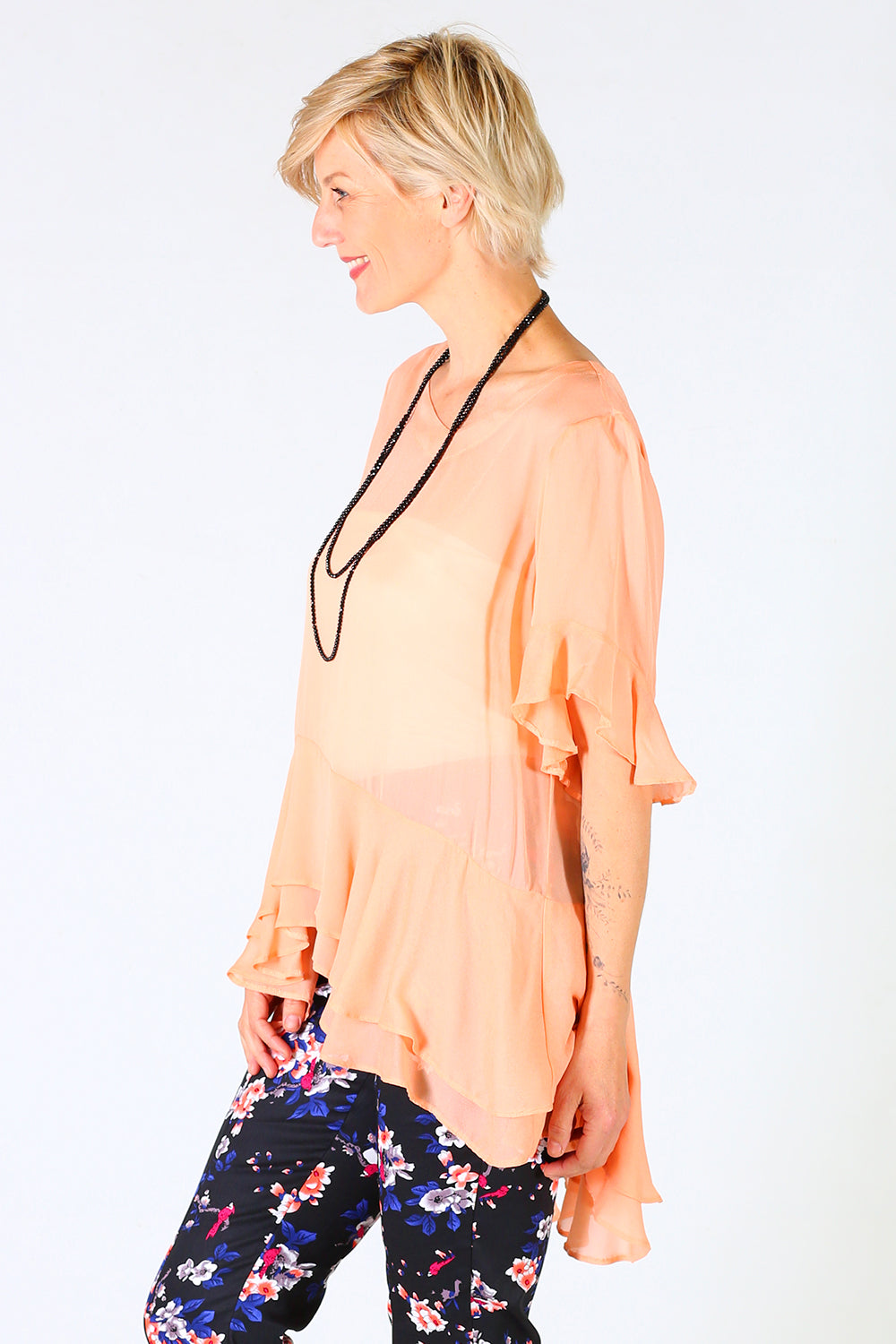 Kendra Top | Addicted to Life | Tops | Summer Collection | Fashion Design | Annah Stretton | New Zealand Fashion Designer