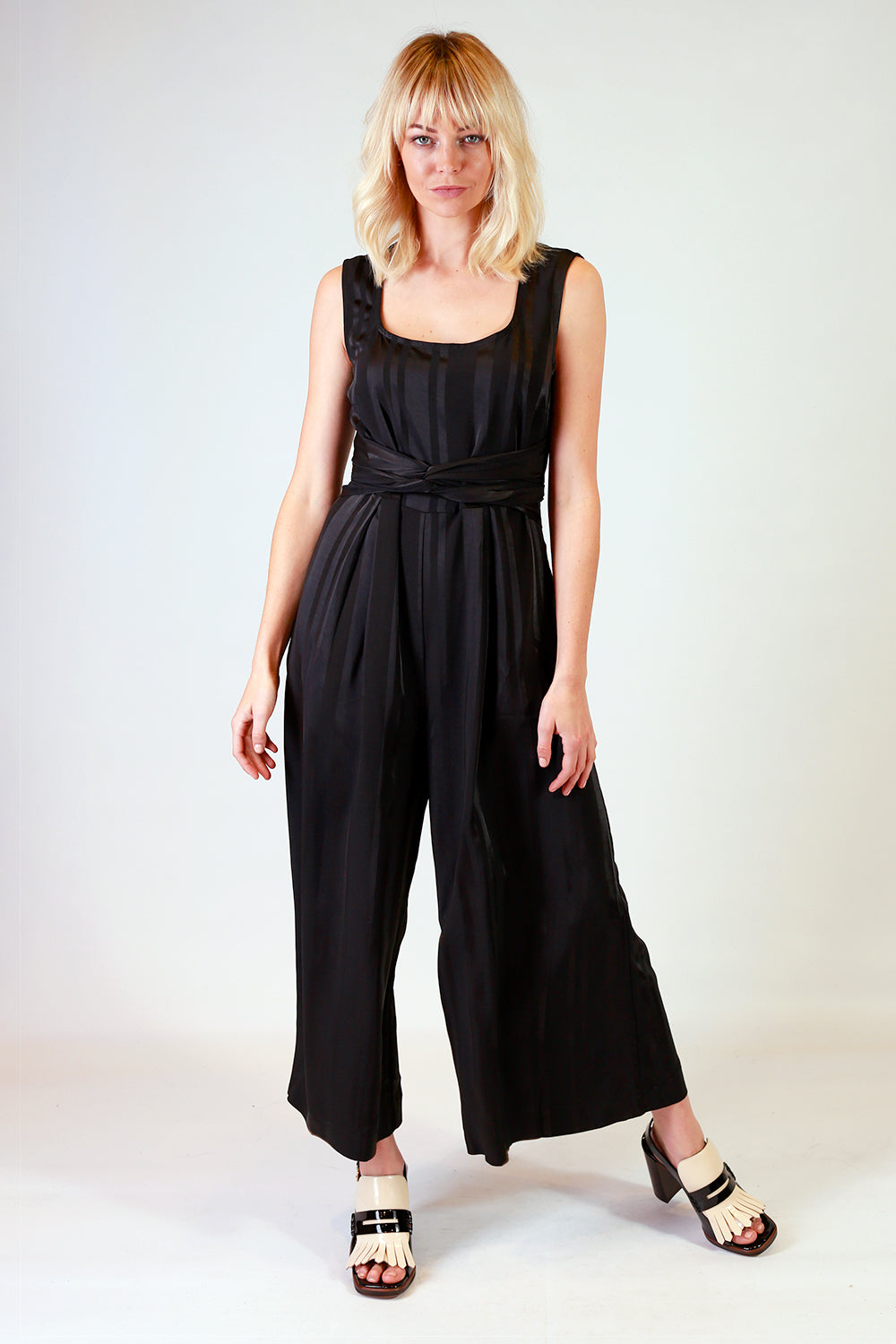 Lucy Lana Jumpsuit | Wide Leg Jumpsuit | Autumn Winter 19 Annah Stretton Fashion NZ
