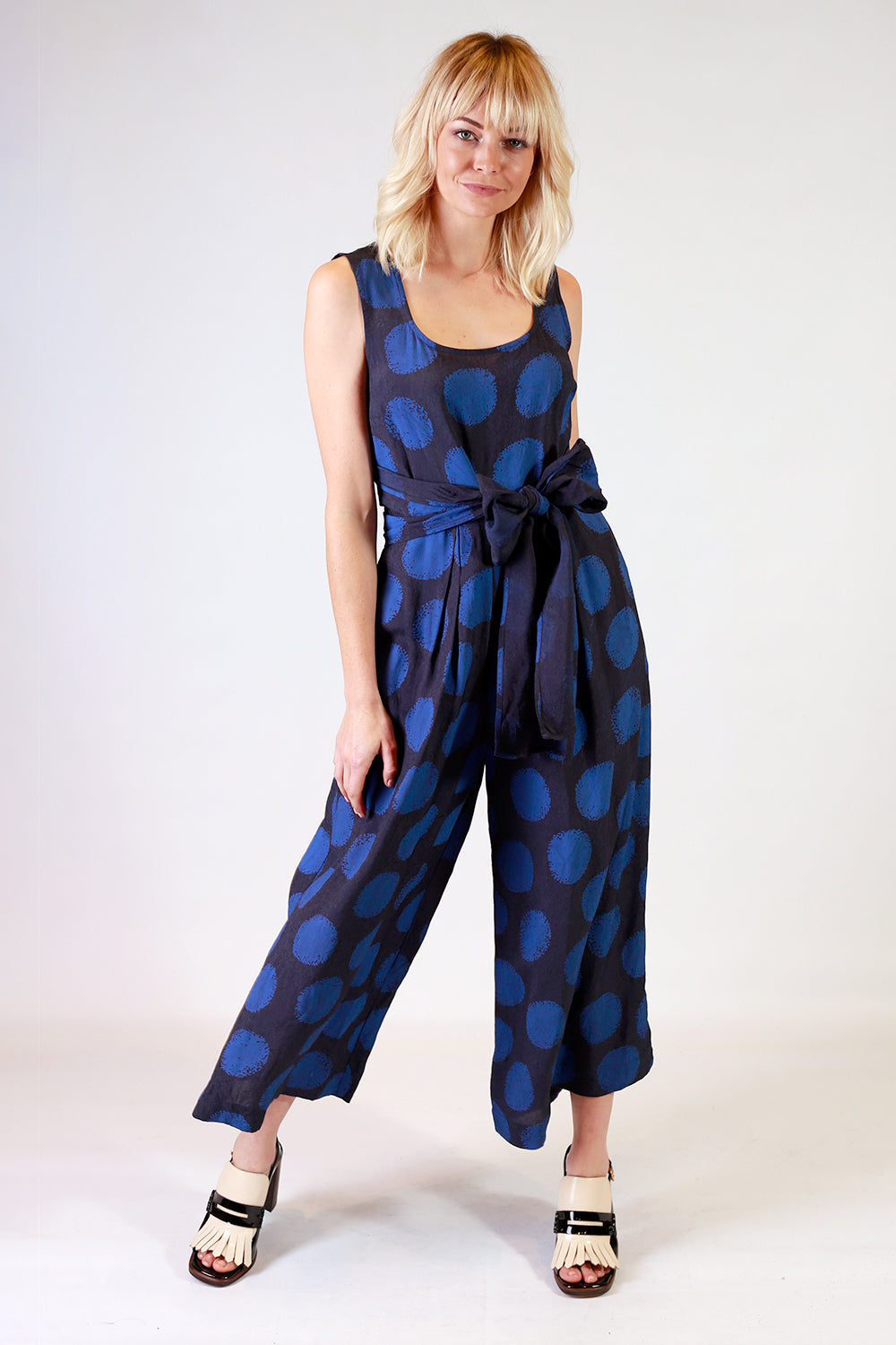 Lucy Letter Jumpsuit | Wide Leg Jumpsuit | Autumn Winter 19 Annah Stretton Fashion NZ