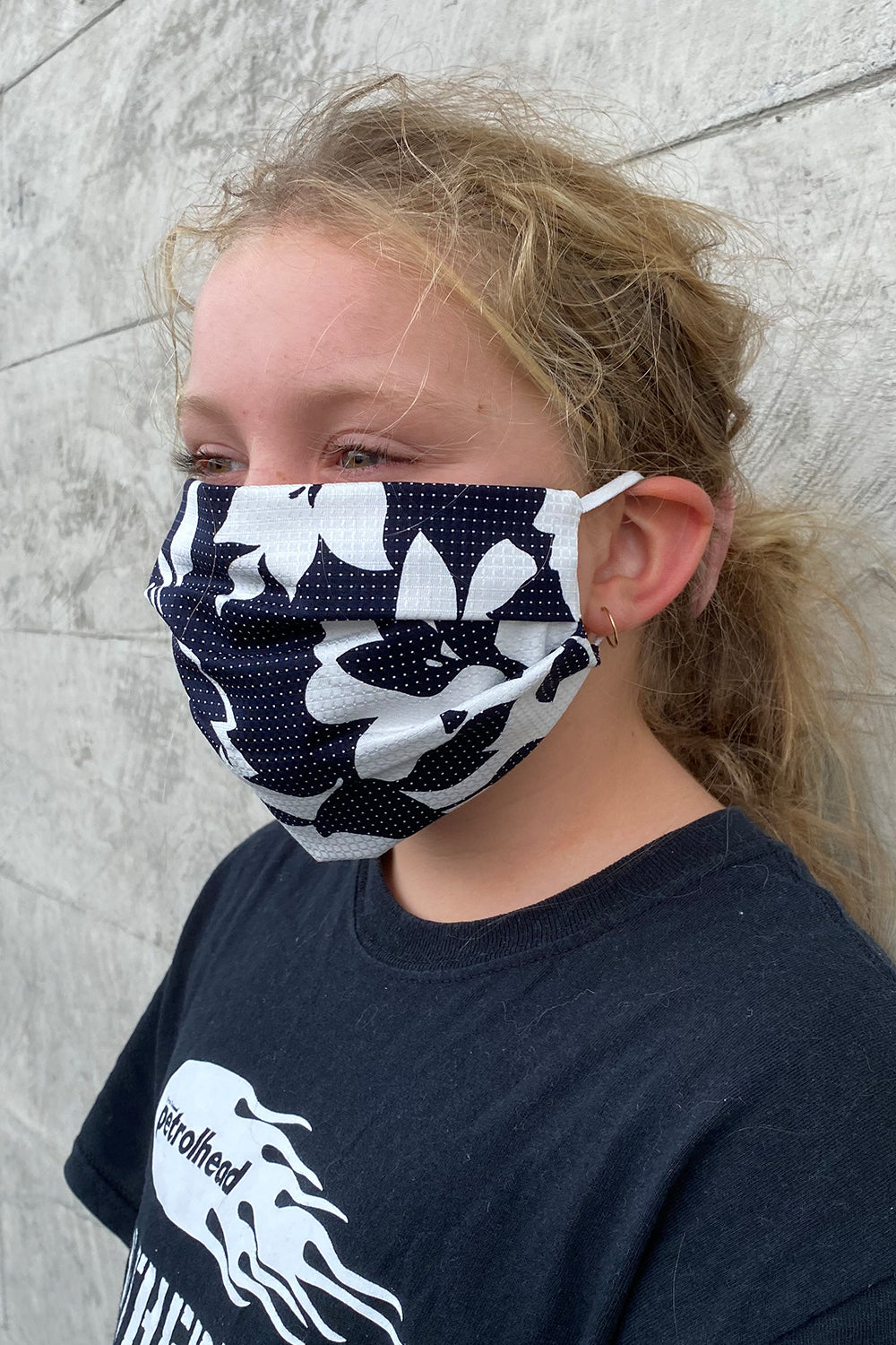 10-14 yr old YOUTH Reusable Cotton Face Mask - Pack of 3