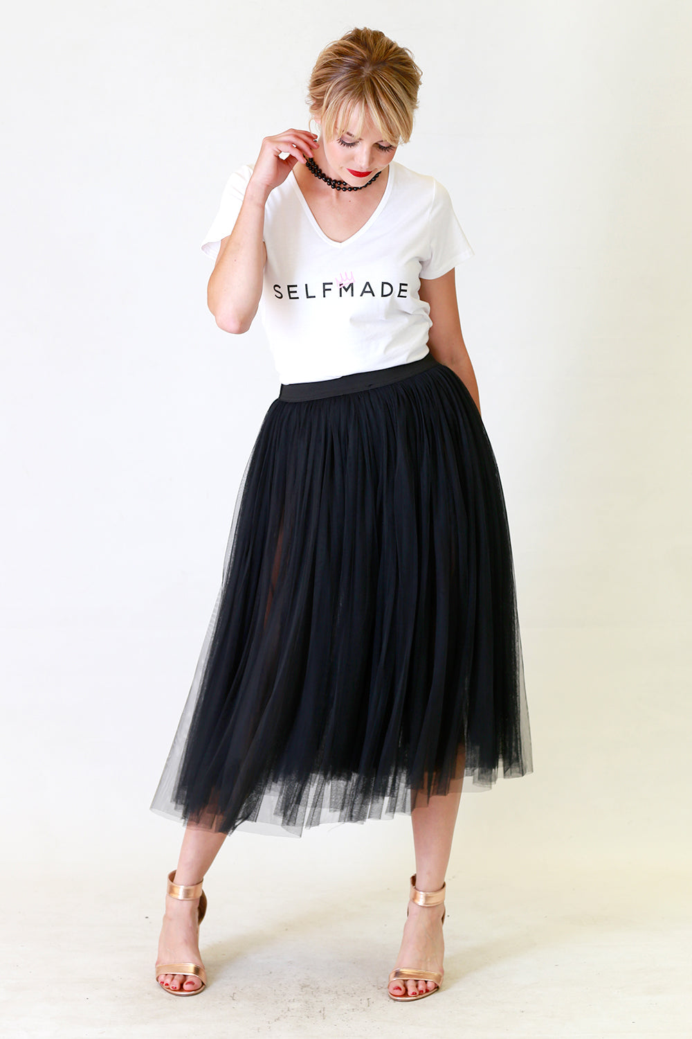 Maisie Skirt  | Tutu Skirts | Summer Collection | Fashion Design | Annah Stretton | New Zealand Fashion Designer