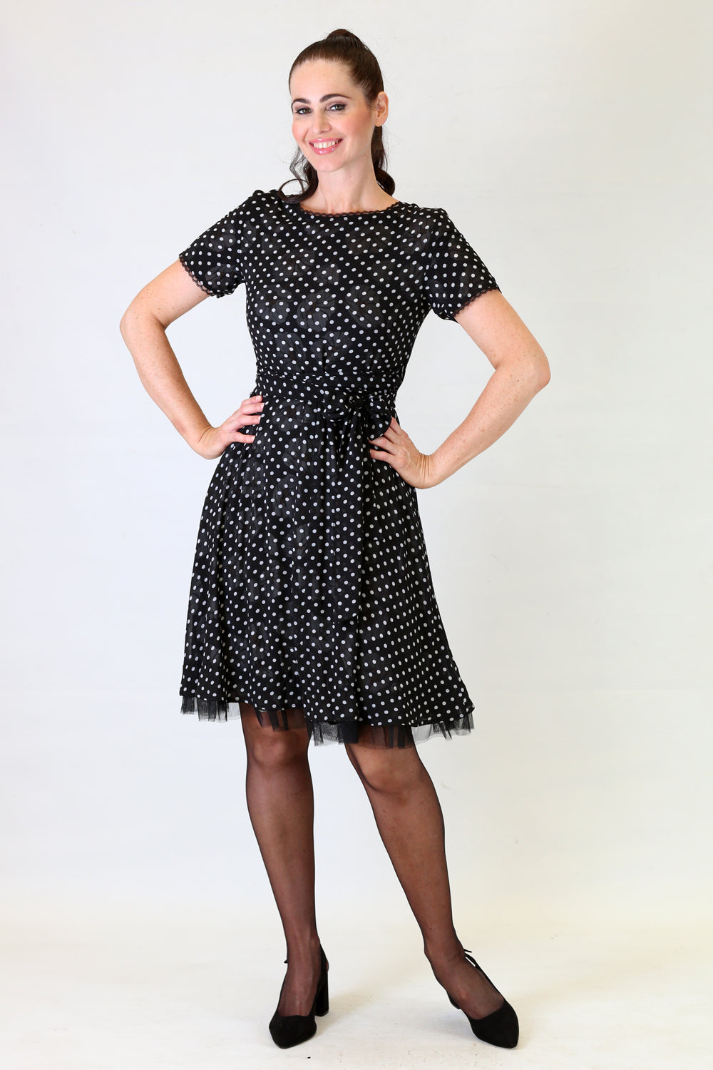Mona FlipIt Wrap Dress - LAST ONE