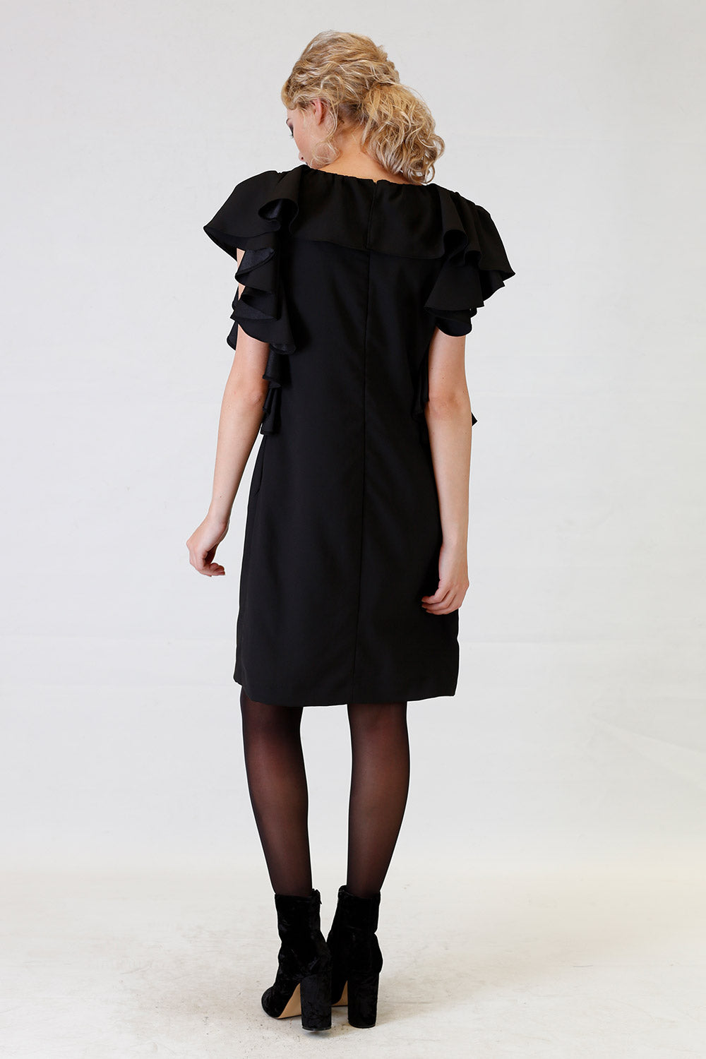 Oprah Dress | Occassion Dresses | Day Dresses |  Winter Fashion  | New Zealand Designer  | Annah Stretton