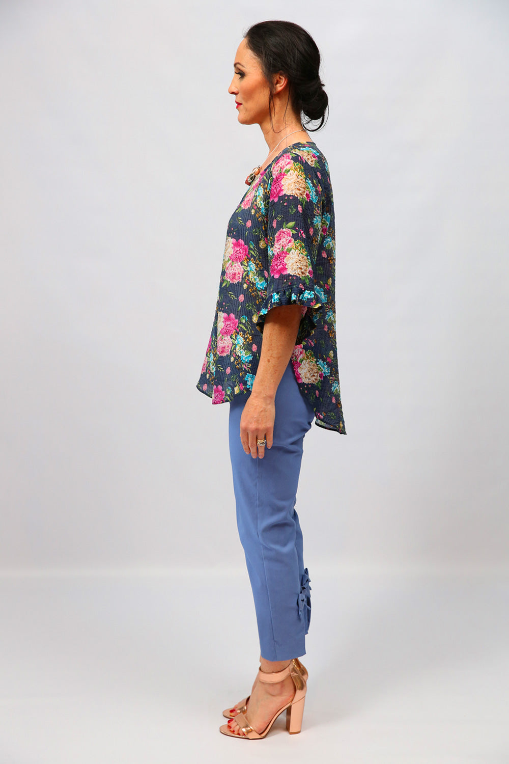 Orbit Tara Pant | Annah Stretton | On Trend | Relaxed Fit | Designer