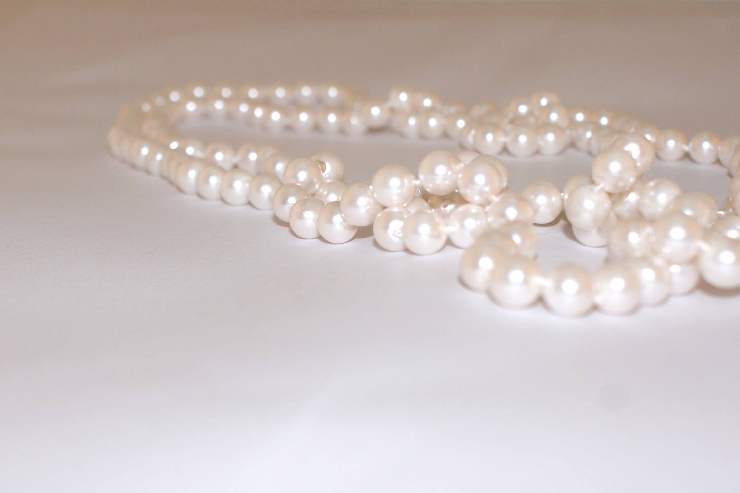 Pearls Necklace | Annah Stretton | Designer Accessories