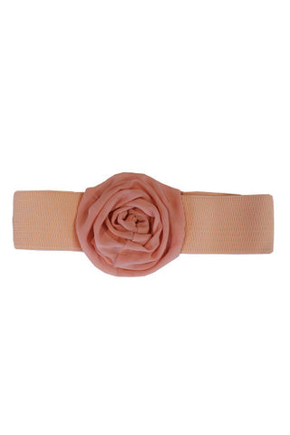 Elastic Rose Belt 2