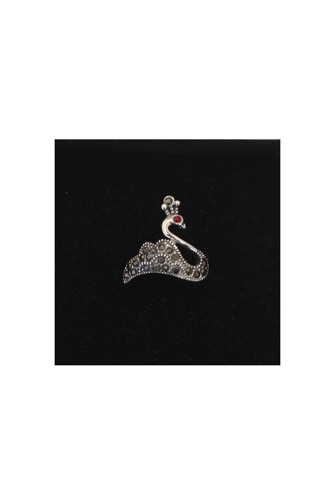 Swan Ring Jewellery Accessory NZ Annah Stretton Fashion