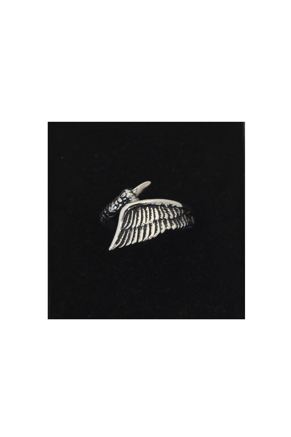 Swan Wing Ring Jewellery Accessory NZ Annah Stretton Fashion
