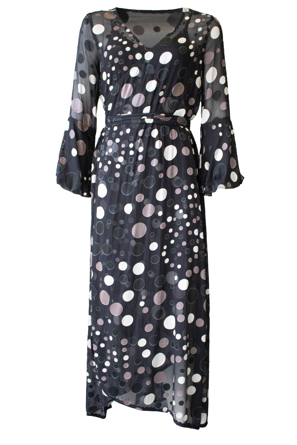 Dotty Entourage Dress