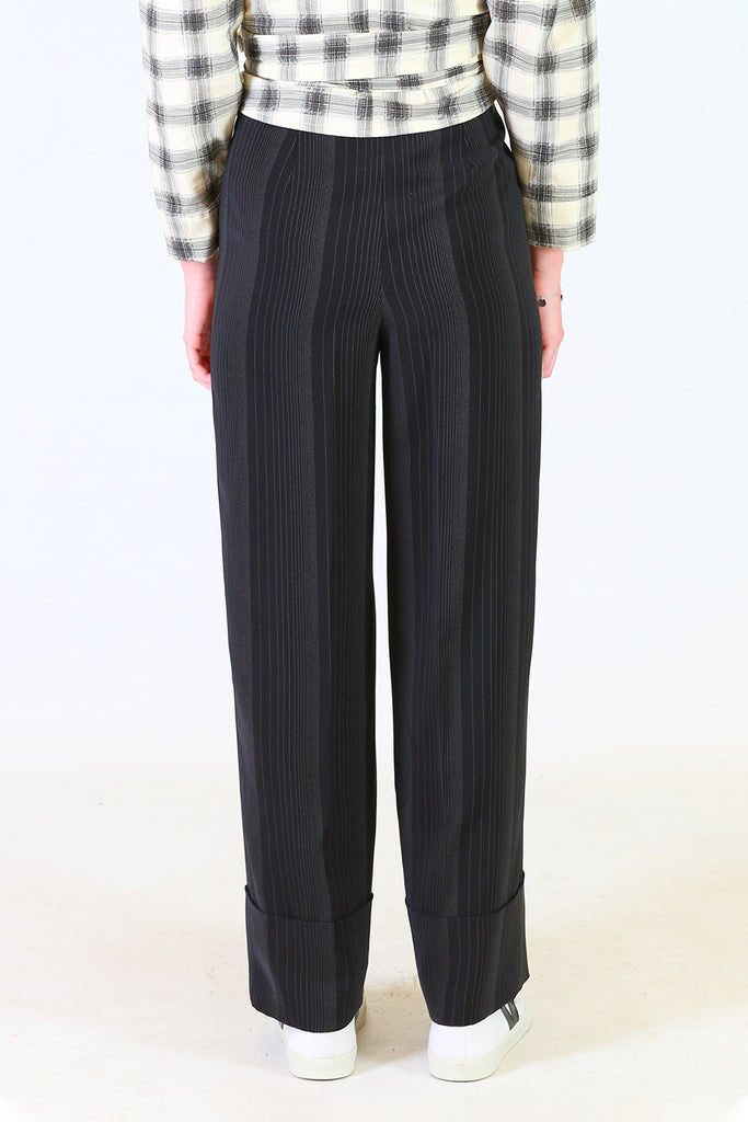 Y+R Ryan Pin Stripe Pant