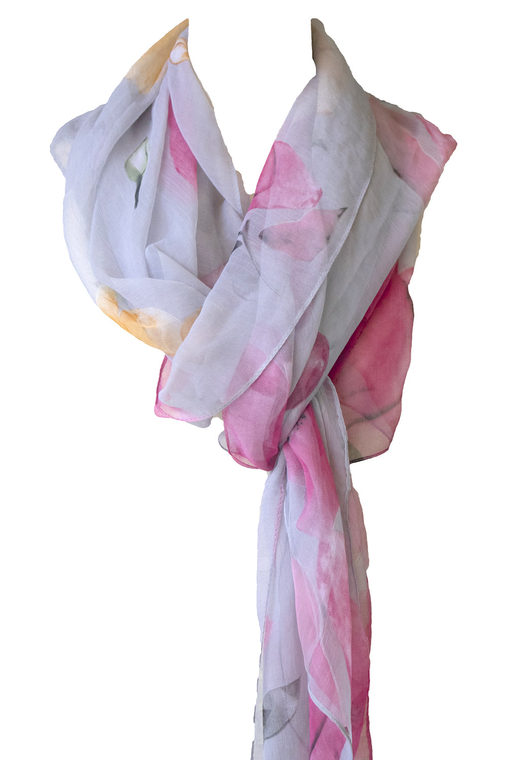 Candy Floss Scarf | Designer Fashion Accessories | Scarves | Annah Stretton