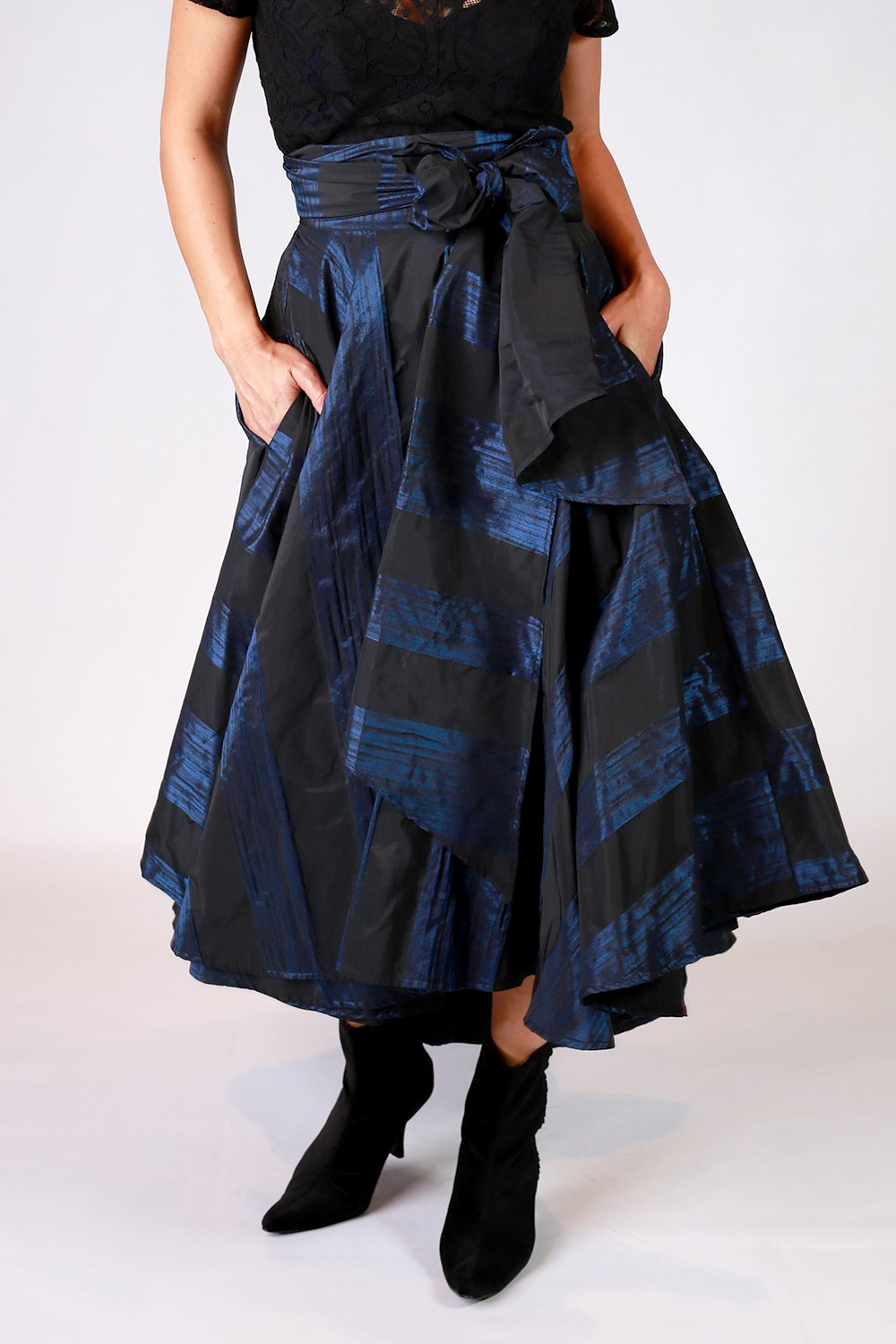 Miriam Skirt | Designer Fashion NZ | Designer Skirt NZ | Evening Wear