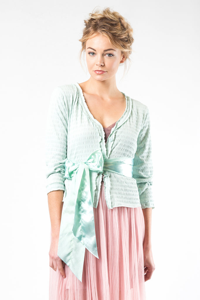 Sophia Cardigan | Summer Cardigans | Annah Stretton | Pink Collection