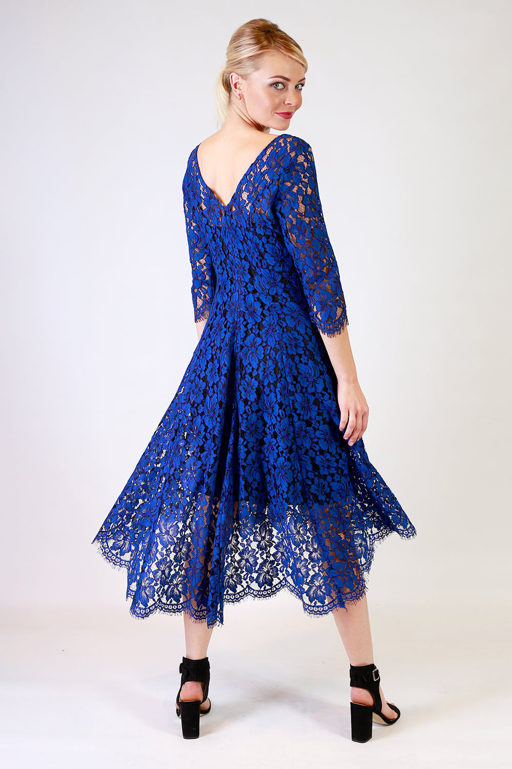 Summer Dress | Lace Dress | New Zealand Fashion Designer | Annah Stretton