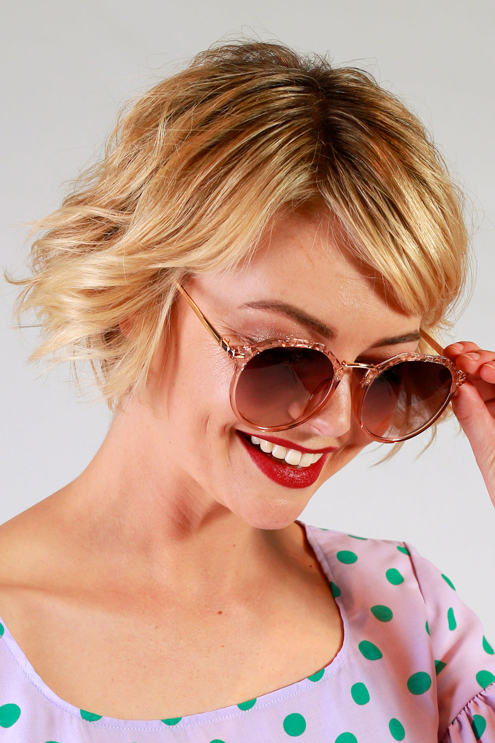 Bridgette Sunglasses | New Zealand Fashion Designer | Sunglasses | Annah Stretton