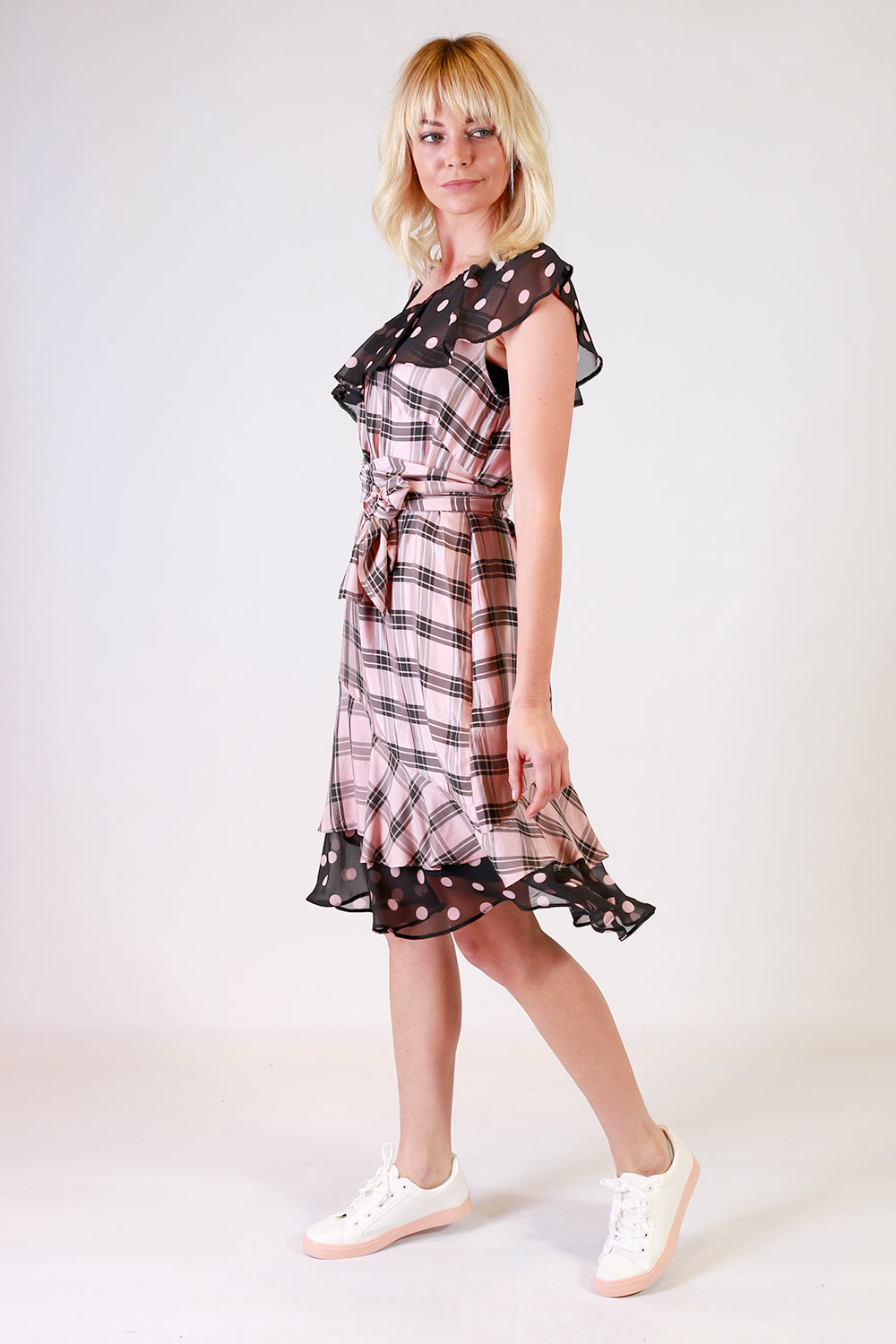 Under Promised Dress | Stretton Dresses NZ | Check Dresses NZ | Summer Dresses NZ