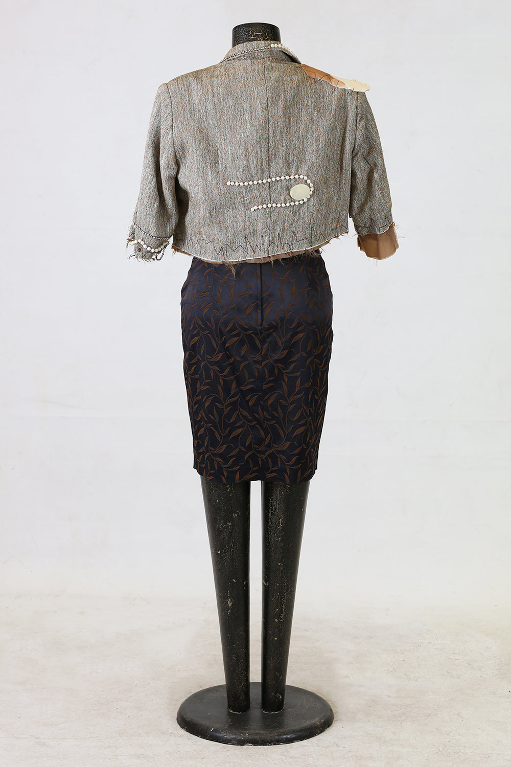 Embellished Cropped Blazer | AS Vintage | Occasion Dress | New Zealand Designer  | Annah Stretton