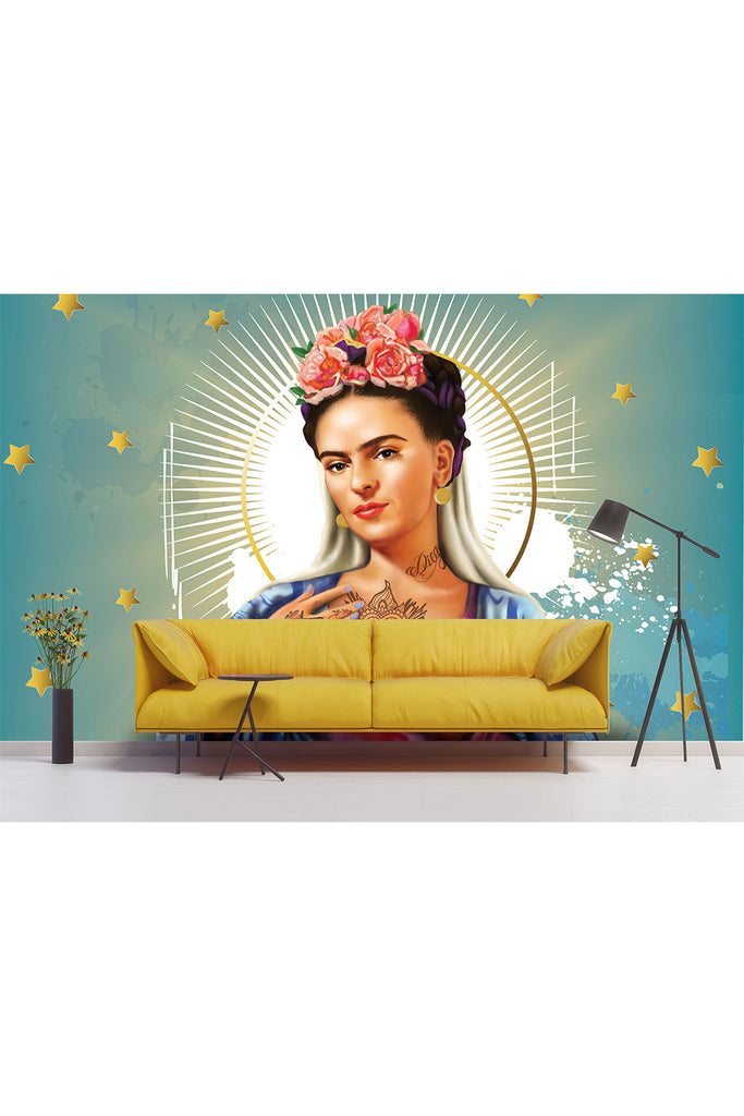 Mary of Frida Wallpaper