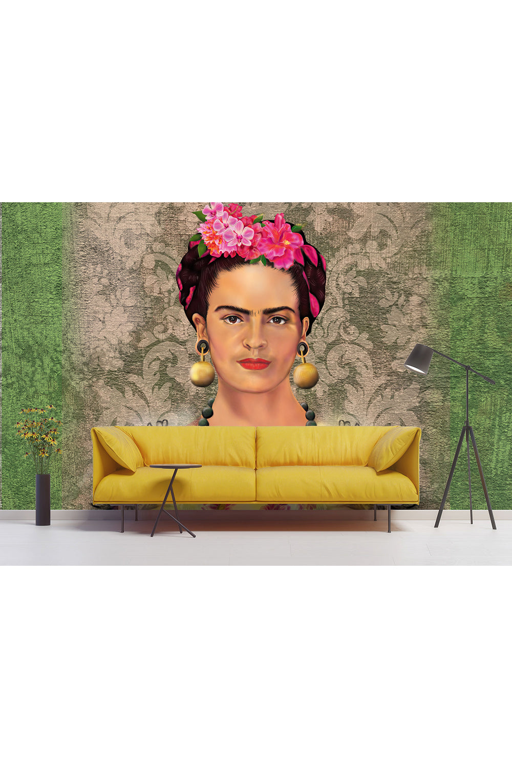 Flowers Of Frida Wallpaper Frida Kahlo Wallpaper Online