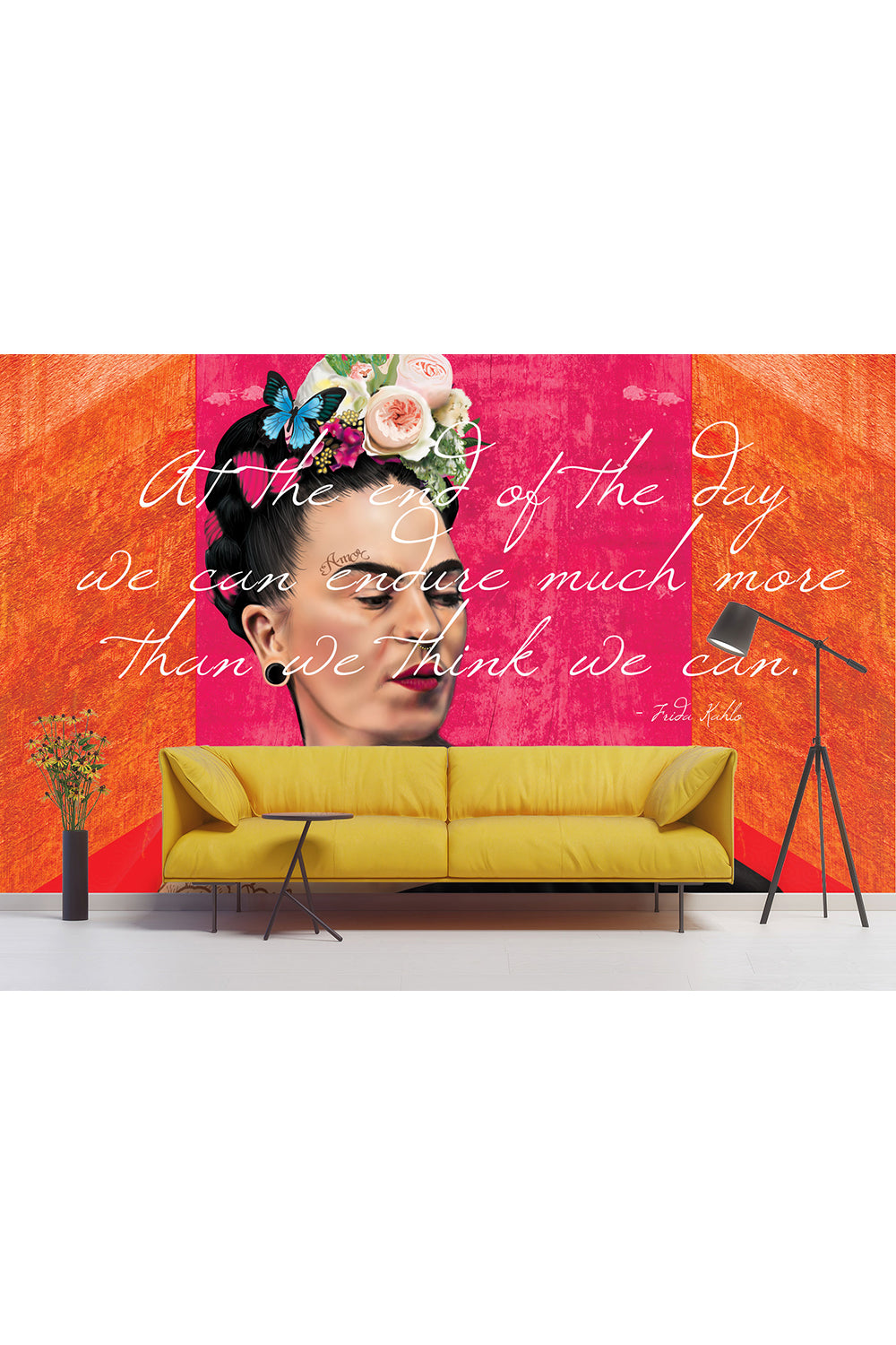 Frida Kahlo Wallpaper online NZ / Custom Wallpaper / Designer Wallpaper NZ / Designer NZ / Annah Stretton NZ / Custom Wallpaper NZ