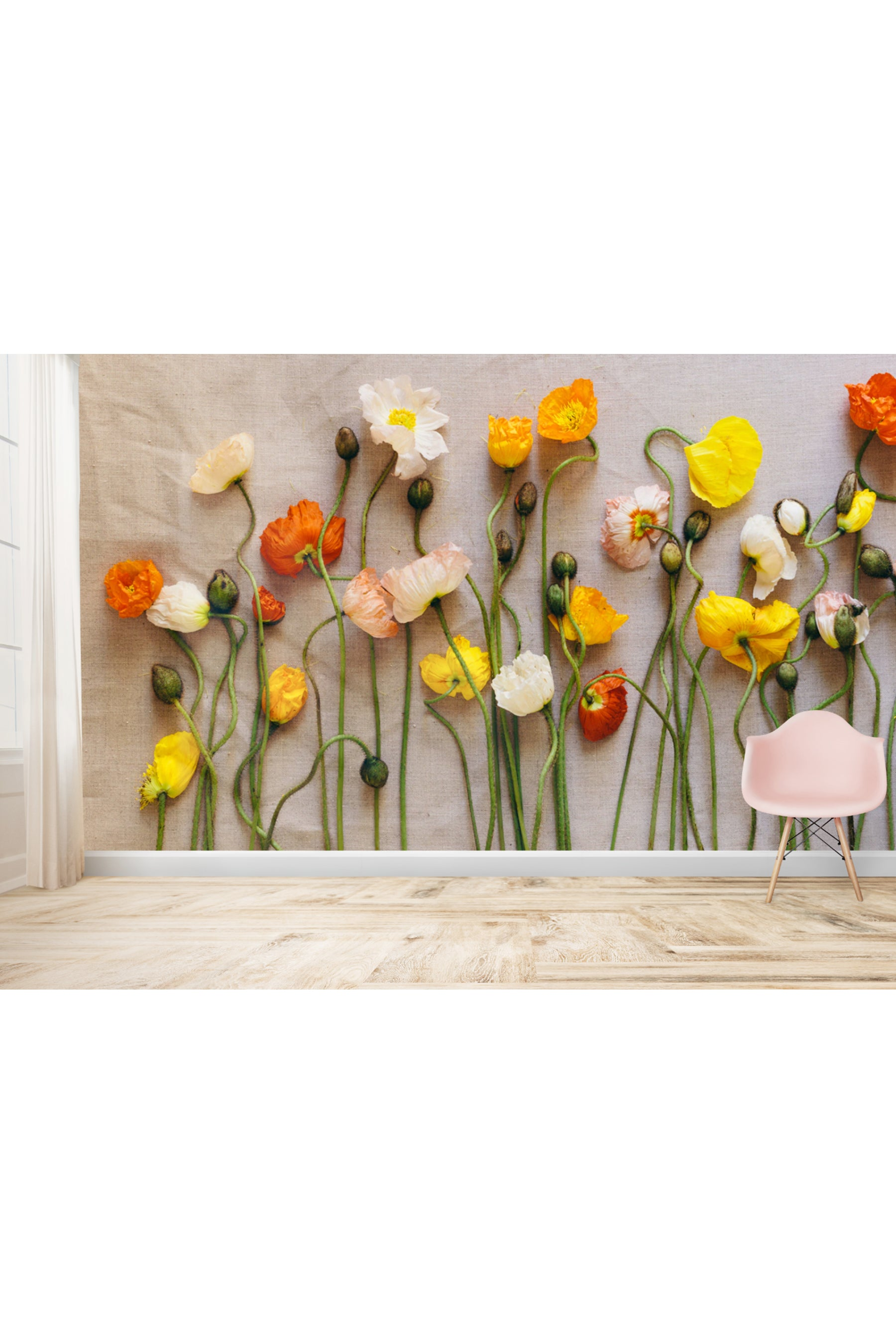 Floral Wallpaper NZ / Custom Wallpaper NZ / Designer Wallpaper NZ / Annah Stretton NZ