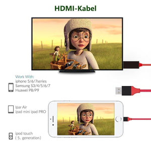Hiwill™ HDMI Kabel, 1080P, Transmit Audio und Video Heimkino