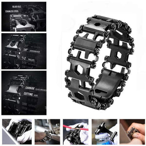 Hiwill™ 29 in 1 Edelstahl Multifunktions Armband