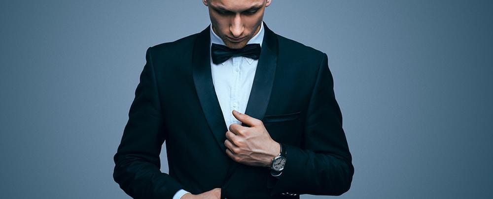 6 Tuxedo Etiquette Tips to Really Rock Formal Events