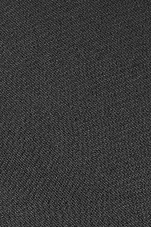 Bradley Black Luxury Wool Blend Suit Pants - Unhemmed -