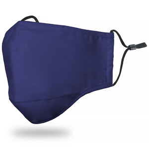 Face Mask Adult - Solid Purple - Face Mask