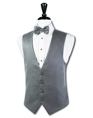 Giorgio Vest - S / Heather Grey - Chaleco Caballero