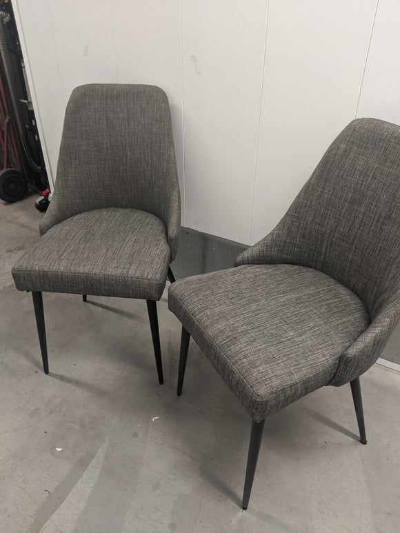 Pair of Coverty Dining Upholstered Side Chair