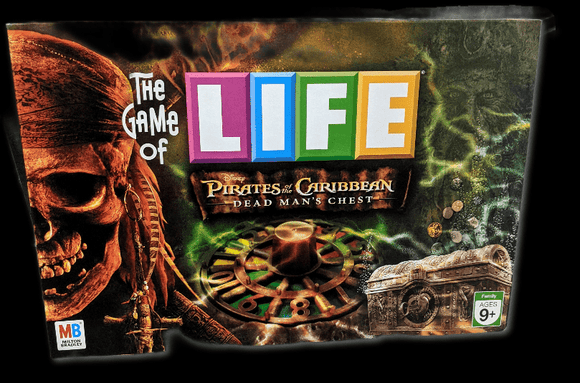 Game of Life, Pirates of the Caribbean edition