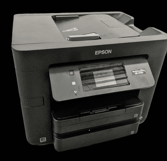 Epson Workforce Pro WF-4730, wireless, color inkjet, All-in-one-printer