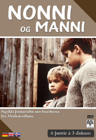 Nonni og Manni - The Complete Series (DVD) - ISLANDICA.com