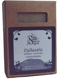 Fjallasæla – Handcrafted Soap with Iceland Moss - ISLANDICA.com